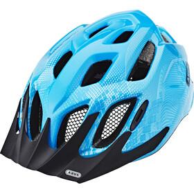 ABUS MountX Kask rowerowy Dzieci, carribean blue
